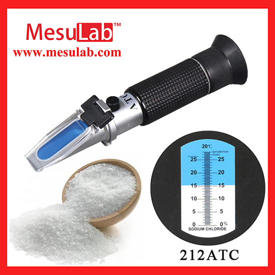 Portable Salinity Refractometer
