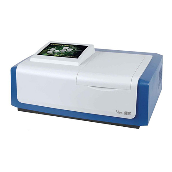 Doule Beam UV/VIS Spectrophotometer