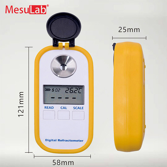 Digital Portable Refractometer